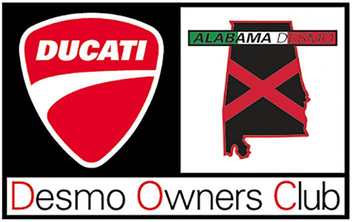 Ducati Club Alabama