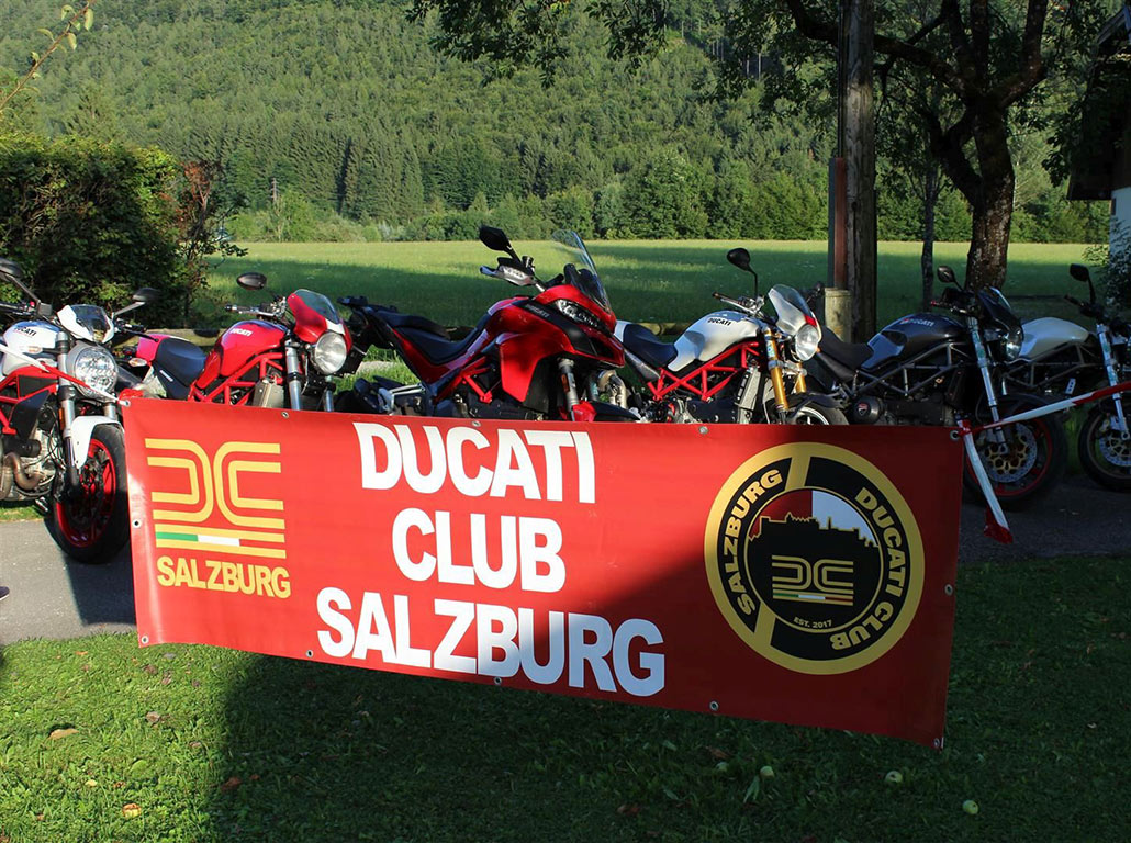 Desmo Owners Club Salzburg